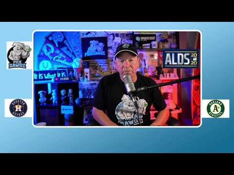 Houston Astros vs Oakland Athletics Free Pick 10/7/20 ALDS Game 3 Picks & Predictions MLB Picks
