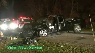 GENESEE COUNTY/Woman seriously injured in Elba accident