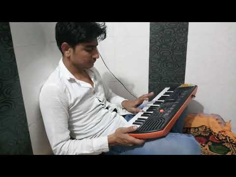 Sonal Garbo Shire Ambe Maa Chalo Dhire Dhire - Garba On Piano