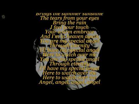 My Special Angel -The Vogues (Lyric Video) [HQ]