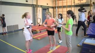 BBC coach in actie op basisscholen Oldenzaal