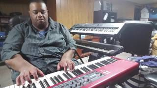 uphold me winans one last time performed by darius witherspoon 2 5 17