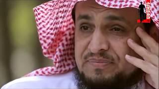 مقطع مؤثر - بكاء الشيخ إبراهيم الدويش عند الحديث عن أمه رحمها الله