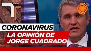 """""""Los peligros del miedo""""- Escuchá la editorial de Jorge Cuadrado"""