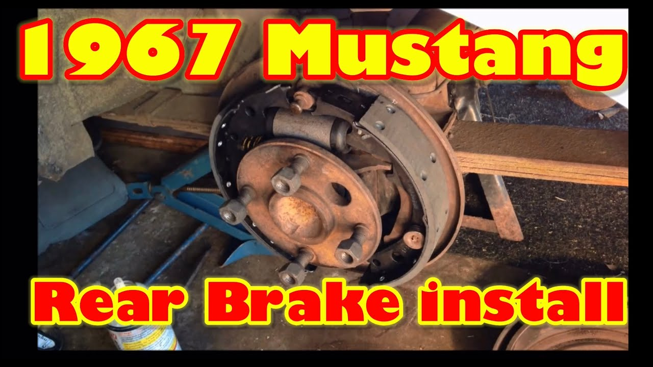 Rear Brake Install Youtube Chevrolet Berlinetta I Need A Diagram For The Drum Brakes
