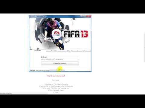 Free FIFA 13 Coins - (How To)