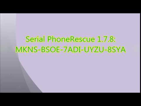 phonerescue licence number