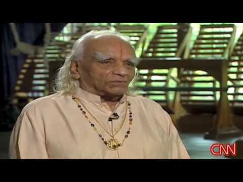 Watch the CNN Interview with B.K.S. Iyengar part 1