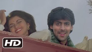 Dil Deewana - Salman Khan & Bhagyashree - Superhit Romantic Song - Maine Pyar Kiya