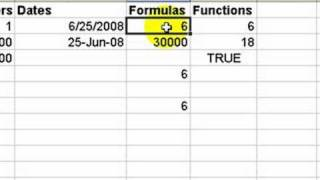 The Basics for Excel 2003 - Data Entry(A viewer recently asked me to produce a couple of videos to demonstrate basic Excel processes. e.g. Data Entry. This is not an unusual request. Many of my ..., 2008-09-06T03:55:08.000Z)