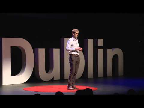 Sharing science through story: Fergus McAuliffe at TEDxDublin