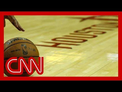 Backlash From China After Houston Rockets GM Daryl Morey's Hong Kong Tweet