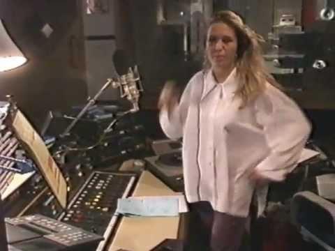 BBC Radio 1 Jakki Brambles Nov. 1990