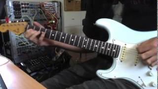 Guitar into Modular Eurorack (doepfer A-119)