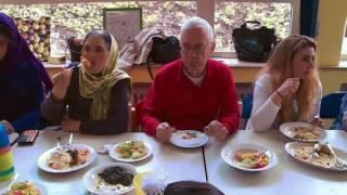 مبادرة طبخ مشترك تجمع بين اللاجئين والألمان