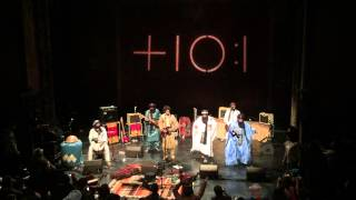 Tinariwen - Toumast Tincha (extrait) - Les Bouffes du Nord, Paris 2014