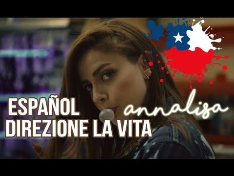 Annalisa - Direzione la Vita Subs. ESPAÑOL Acústico