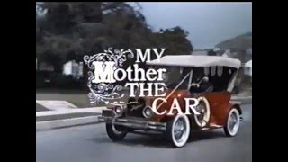 1965-1966 Television Season 50th Anniversary Tribute: My Mother the Car