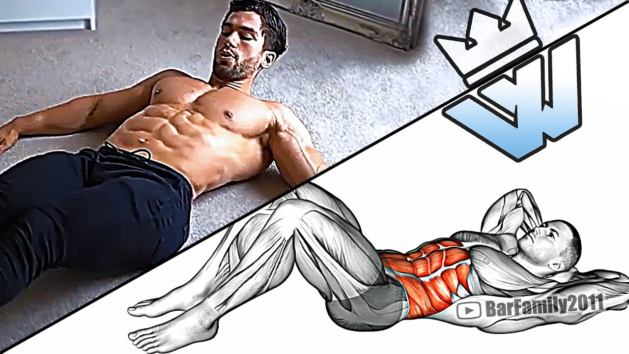 WORKOUT At HOME 20 Effective EXERCISES