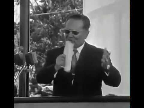 Josip Broz Tito: Govor u Splitu 1962 Godine