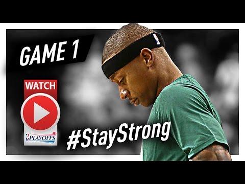 Isaiah Thomas Full Game 1 Highlights vs Bulls 2017 Playoffs - 33 Pts, 6 Ast