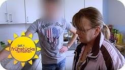 Hartz IV-Betrügern auf der Spur: Bedarfsermittler vom Amt prüfen alles! | SAT.1 Frühstücksfernsehen