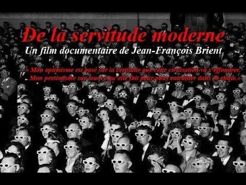 """Résultat de recherche d'images pour """"De la servitude moderne - Documentaire"""""""