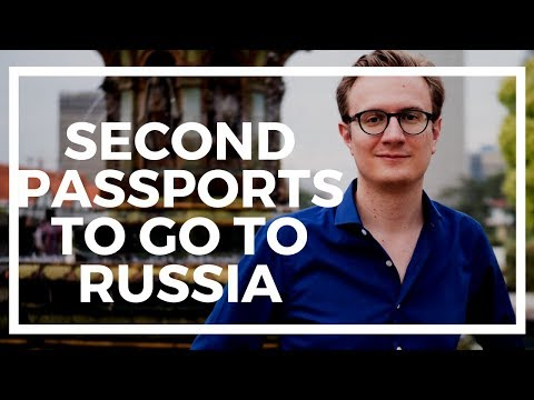 Second passports with visa-free travel to Russia 🇷🇺