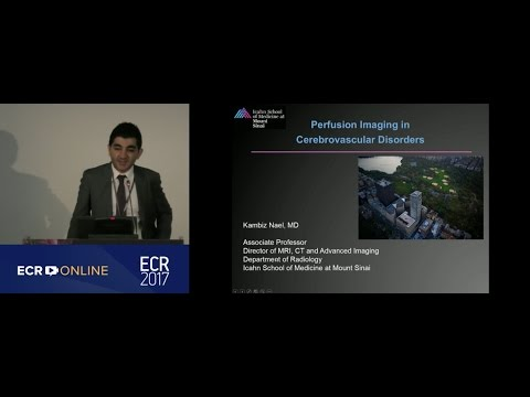 Symposium ECR 2017 - Perfusion Imaging in Cerebrovascular Disorders