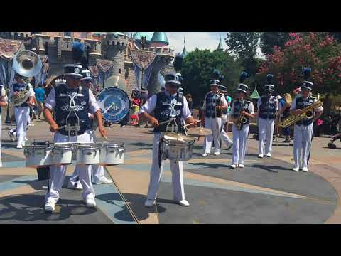 Lion King Medley Disneyland Band