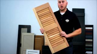 Legends Direct Decorative Shutters - Why Legends?