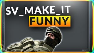 CS:GO FUN CONSOLE COMMANDS