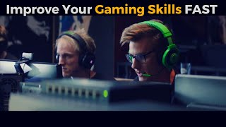 The Key to Improve Your Gaming Skills INSANELY Fast