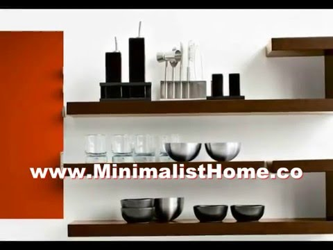 inexpensive ideas floating wall shelf ideas for home youtube