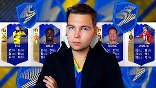 Moja DRUŻYNA SEZONU | FIFA 18