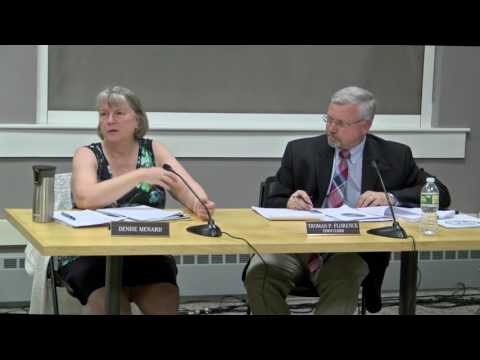 Town Council Meeting, June 13, 2017