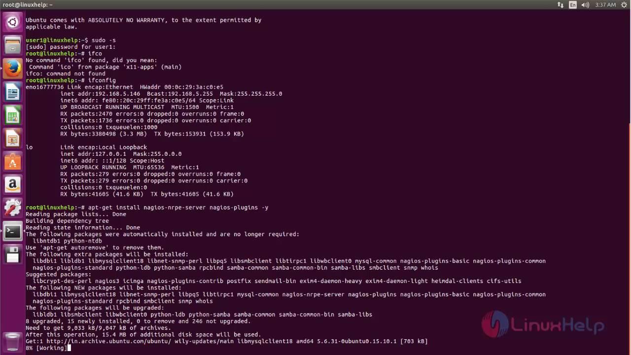How to add Host into Nagios Server | LinuxHelp Tutorials