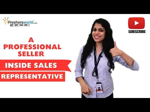 Job Roles For Inside Sales –  Customer Service,Solve Queries,Professional Sales