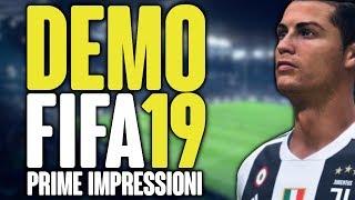 Prime IMPRESSIONI sulla DEMO di Fifa 19