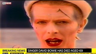 David Bowie - What Earth Lost And Won Forever