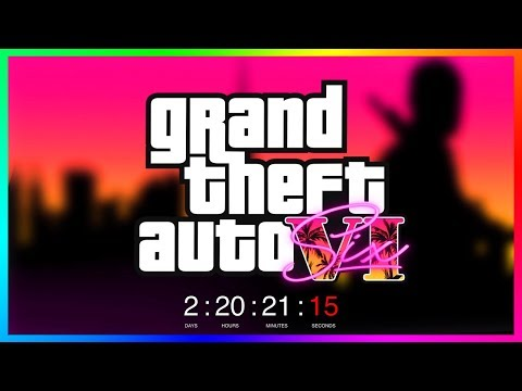 GTA 6 Voice Actor FINALLY Says Something....GTA 6 Trailer Uploaded? Reveal Countdown Timer & MORE!