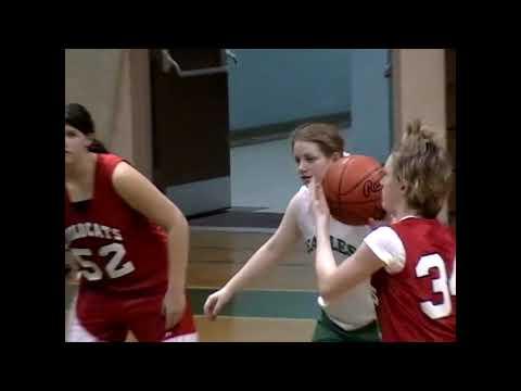 Chazy - Schroon Lake Mod Girls  2-4-05