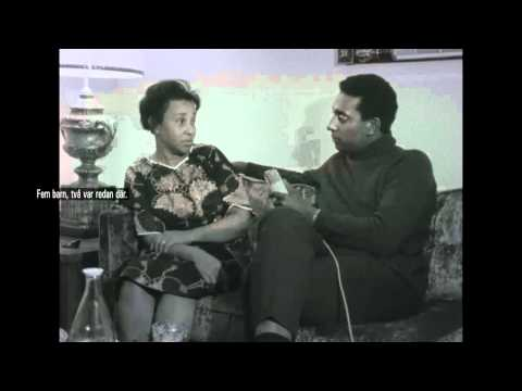 Stokely Carmichael Interviewing his mother in 1967