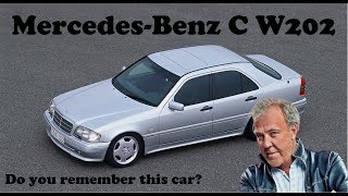 Gambar cover Jeremy Clarkson is driving Mercedes-Benz C class W202 in classic old top gear
