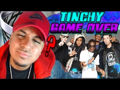 Tinchy Stryder  Game Over Ft Giggs, Example ,Tinie Tempah, Devlin & Chipmunk Reaction