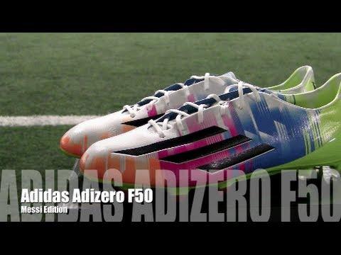 Adidas F50 Adizero Messi Edition