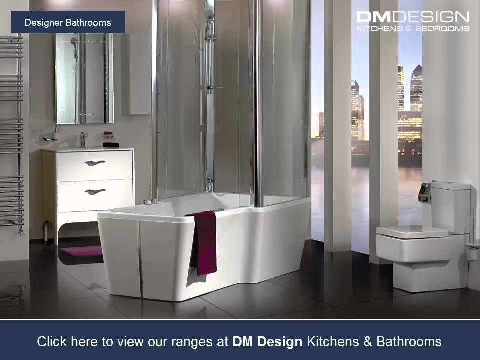 DM Design Designer Bathrooms | DM Design | Designer Bathrooms By DM Design    YouTube