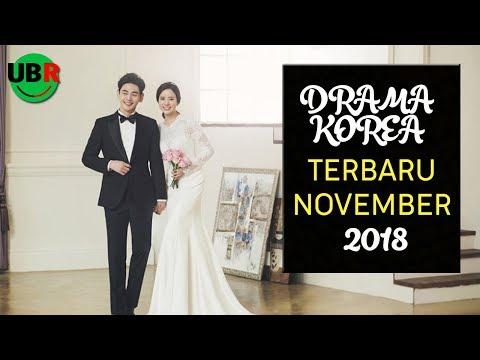 6 DRAMA KOREA NOVEMBER 2018 - TERBARU WAJIB NONTON