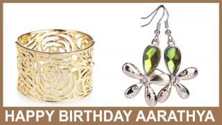 Aarathya   Jewelry & Joyas - Happy Birthday