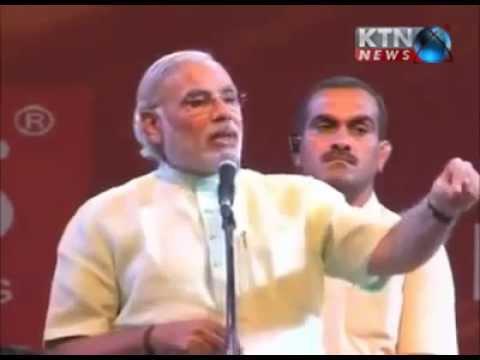 Prime Minister Narendra Modi on Sindhi Community